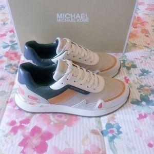 Michael Kors Monroe Trainer Sneakers